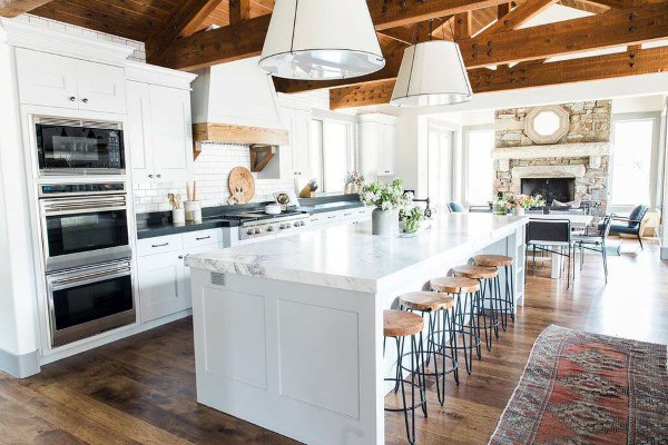 Kitchen Designs Rustic