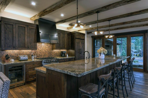 Kitchen Ideas Rustic