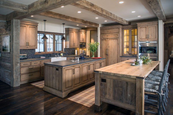 Kitchen Ideas With Rustic Design