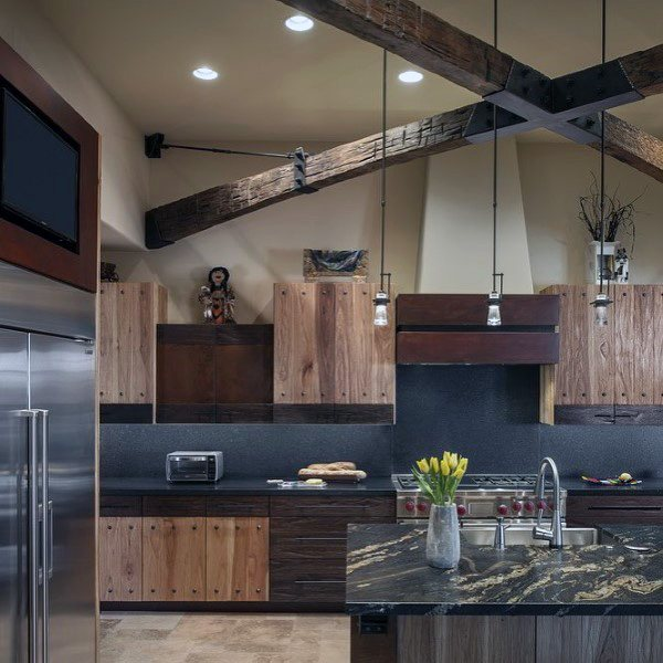 Kitchen Rustic Ideas