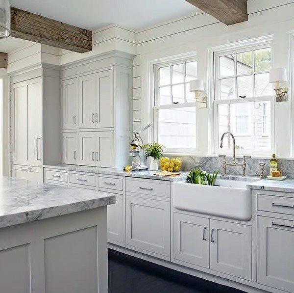 Rustic Chic Kitchen Ideas