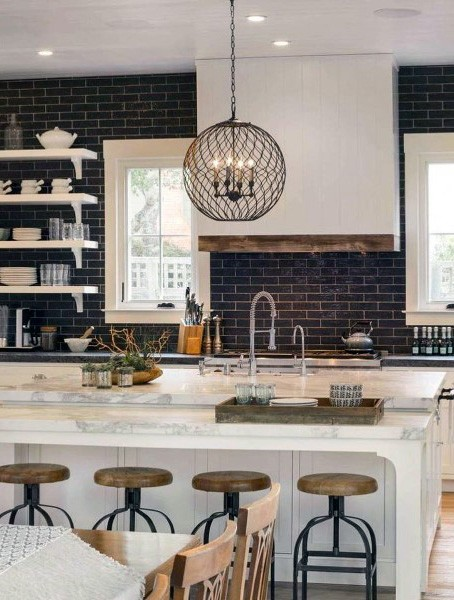 Cool Rustic Kitchen Ideas