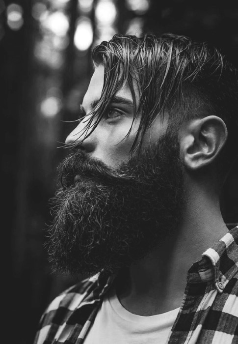 Hairstyles For Mens Long Hair