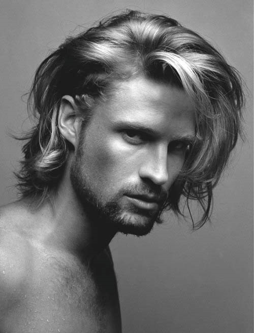 Long Short Hairstyles For Men