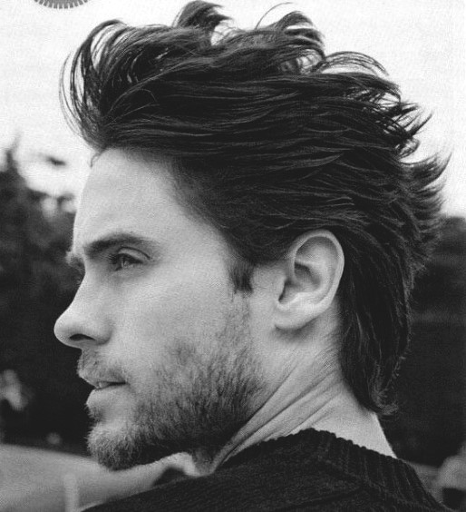 Manly Hairstyles For Men With Long Hair