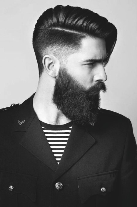 Dapper Long Hair Haircuts For Men