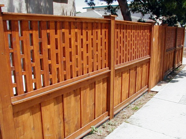 Home Wooden Fence Ideas