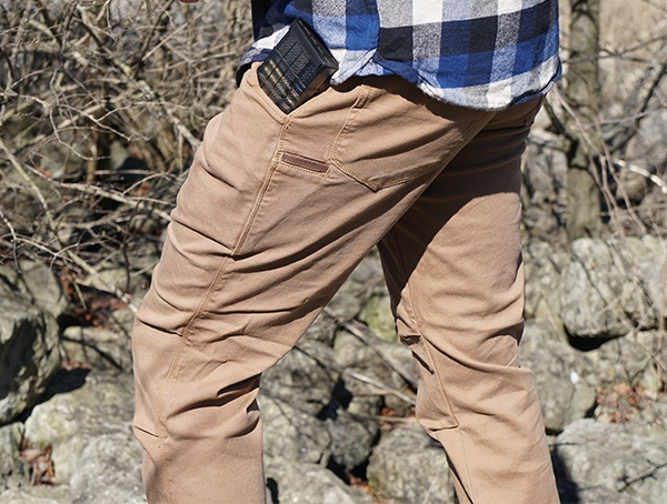 Action Stance Comfortable Vertx Delta Strech Pants For Men