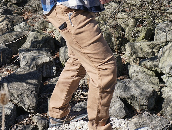 Vertx Delta Strech Pants Review Outdoors Field Test