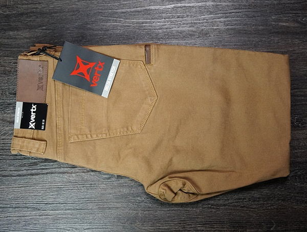 Review Vertx Delta Strech Pants Back Pocket