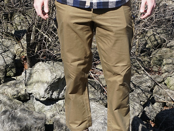 Vertx Hyde Pants Review Vorderseite