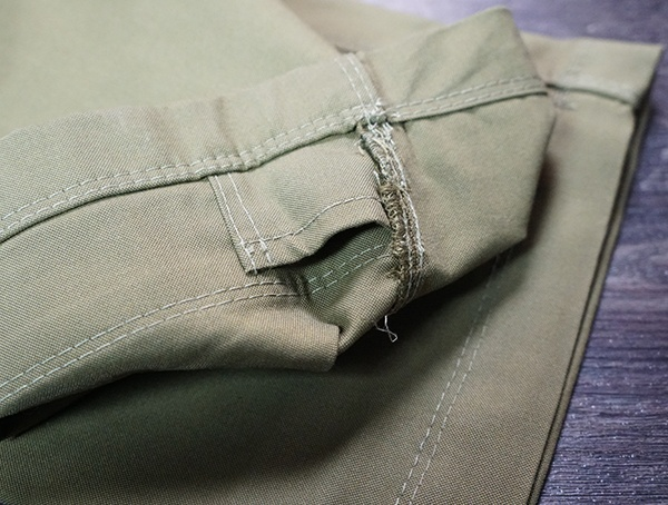 Vertx Hyde Pants Hidden Under Cuff Pocket For Escape And Evasion Tools