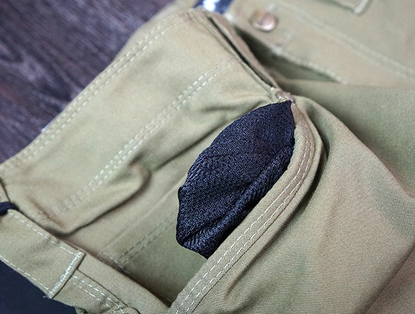 Vertx Hyde Pants Mesh Main Pocket