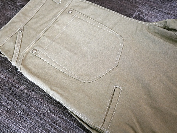Vertx Hyde Pants Review Back Pockets