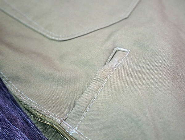 Vertx Hyde Pants Side Back Pocket