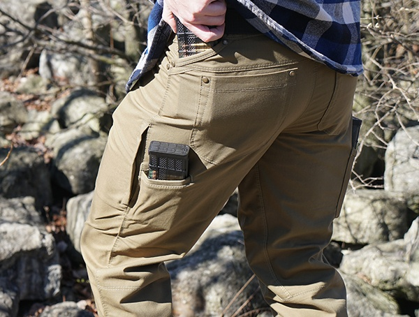 Vertx Hyde Pants Review Magazine Piirrä taskut